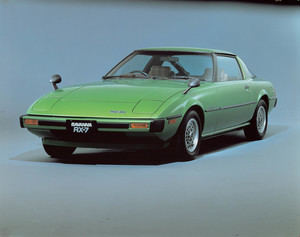 40º Aniversario del Mazda RX-7