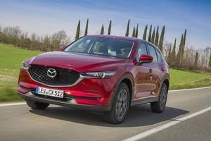Mazda bate su récord de ventas en mayo