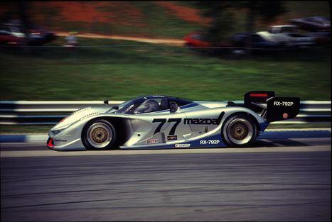 Mazda, una historia de éxito en el mundo de la competición