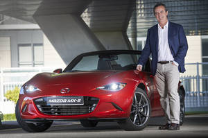 Mazda consolida su crecimiento sostenido