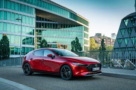 Dos modelos de Mazda, entre los tres finalistas al Coche del Año en el Mundo 2020