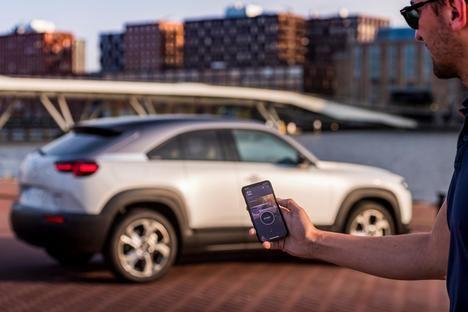Mazda lanza la nueva aplicación MyMazda