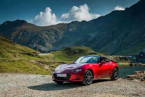 Mazda, mejor marca de automóviles en Estados Unidos