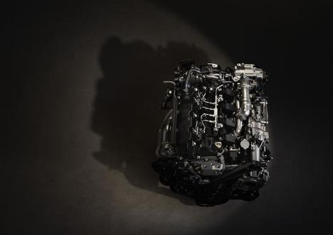 Mazda presenta Skyactiv-X