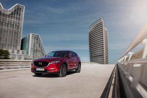 Mazda récord de ventas en septiembre en España