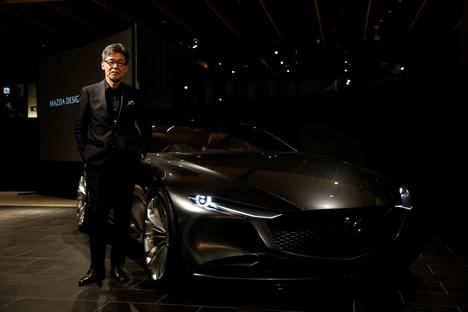 Los Maeda: una saga dedicada al diseño en Mazda