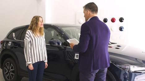 Mazda se marca el objetivo la satisfacción al cliente