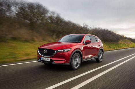 Mazda se adelanta una década a la UE en seguridad activa
