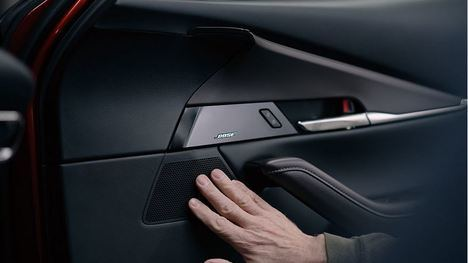 Mazda y Bose