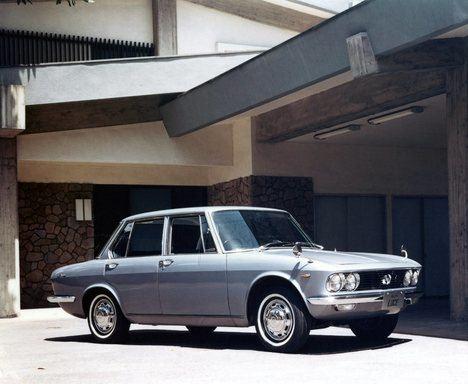 Mazda y el diseño italiano