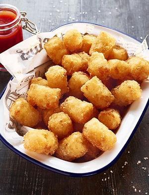 Mccain lanza los nuevos 'Potato Pops'