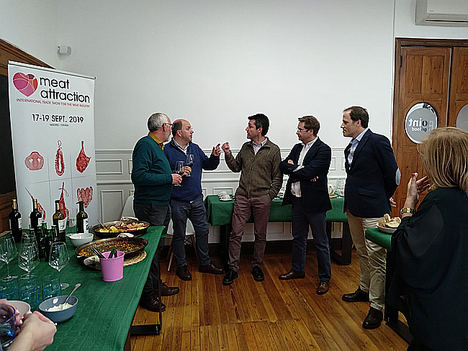 Meat Attraction se presenta en la Asamblea General de Interpalm