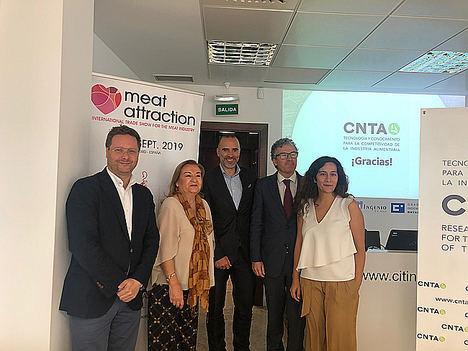 Meat Attraction presenta sus propuestas de internacionalización y desarrollo a la industria cárnica de Navarra