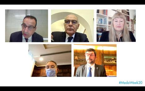 MedaWeek Barcelona se centra en la integración de Europa y el Mediterráneo en la pos-COVID-19
