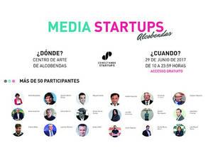 Media Startups Alcobendas reunirá a más de 70 ponentes