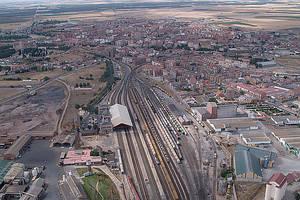 Medina del Campo busca la implantación de empresas en la villa