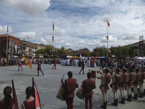 Medina del Campo celebra la llegada de Carlos V... y la quema de la ciudad por sus tropas