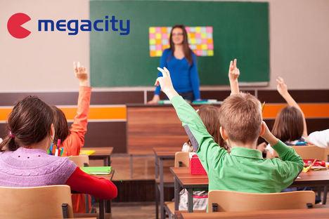 Megacity cuenta con un amplio catálogo de material escolar