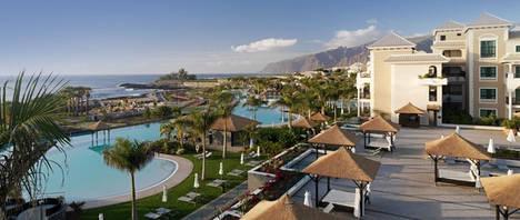 """Meliá Hotels International, nombrada """"Mejor Grupo Hotelero del Mundo en Hoteles Vacacionales de Lujo"""" por la revista Global Traveler"""