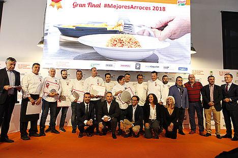 Els Fogons de Plaça gana el concurso Mejores Arroces de España 2018 con su arroz de carbonero