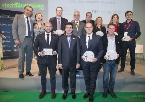 "Meliá Hotels International, ""Premio de Turismo Responsable 2018"" y Premio ""Re-Think Hotel"" en FITUR"