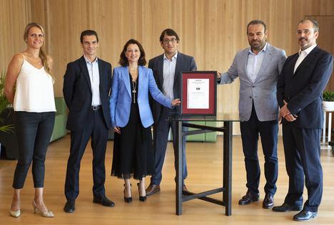Meliá Hotels International obtiene el certificado de Compliance Penal de AENOR