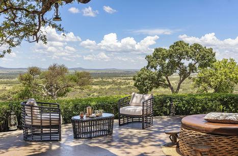 Meliá Serengeti Lodge reconocido como Mejor Resort Internacional en los Premios Condé Nast Traveler 2019