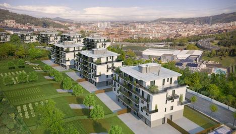 Jaureguizar transforma Larraskitu en una zona en auge en Bilbao