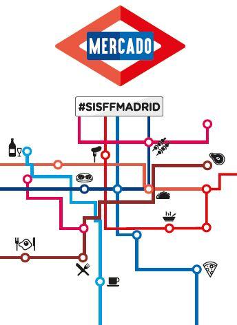 El Mercado de San Ildefonso hace una gran apuesta cultural para cerrar con Madrid como ciudad protagonista el Street Food Fest 2016