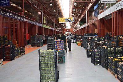 Mercalicante incrementa su volumen de comercialización en un 3,76% con más de 242 millones de kilos durante 2018