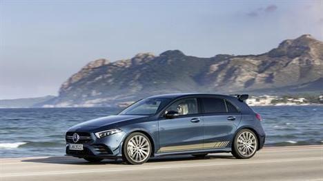 El nuevo Mercedes-AMG A 35 4MATIC, llegará en marzo
