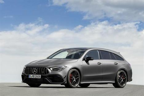 Nuevo Mercedes-AMG CLA 45 4Matic+ Shooting Brake