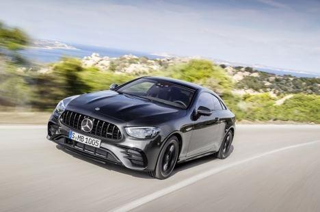Inicio de pedidos para los Mercedes-AMG E 53 4Matic+ Coupé y Cabrio