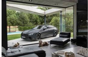 Crece la familia del Mercedes-AMG GT