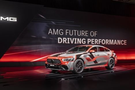 Mercedes-AMG define el futuro de Driving Performance