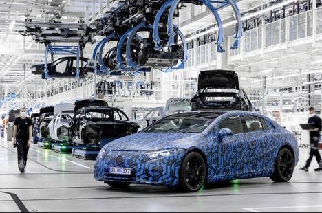 Seis nuevos lanzamientos de Mercedes-EQ para 2022