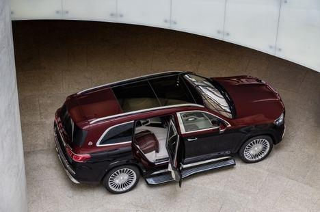 Inicio de pedidos del nuevo Mercedes-Maybach GLS 600 4Matic