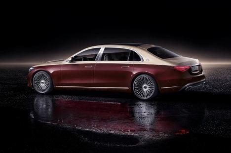 Nueva Clase S Mercedes-Maybach