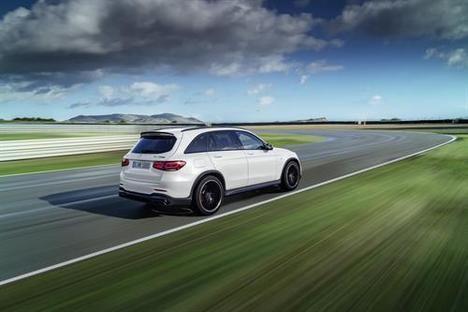 Nuevos Mercedes-AMG GLC 63 4Matic+