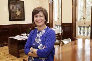 Mercedes Olano,  Banco de España.
