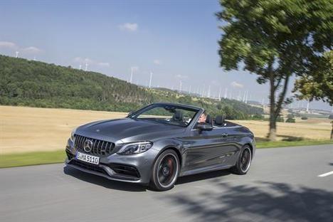 Nuevos Mercedes AMG C 63 Coupé y Cabrio