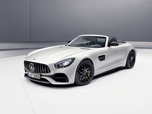 """Mercedes AMG GT C Roadster """"Edition 50"""""""