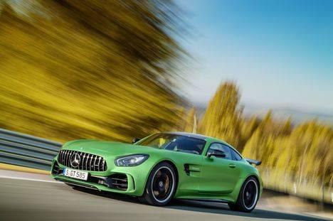 Nuevo Mercedes AMG GT R