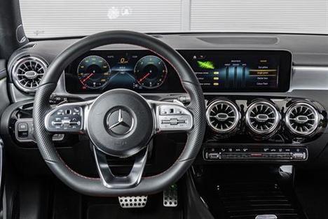 Ya se admiten pedidos de los nuevos Mercedes A 180 y A 250 4Matic
