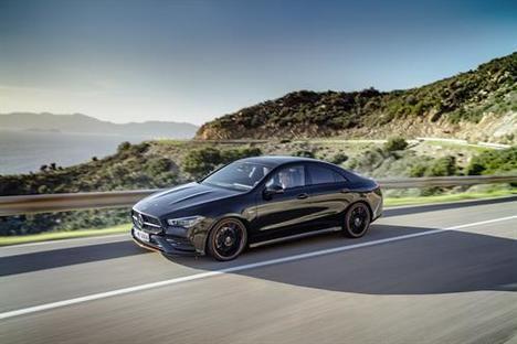 El nuevo Mercedes CLA Coupé