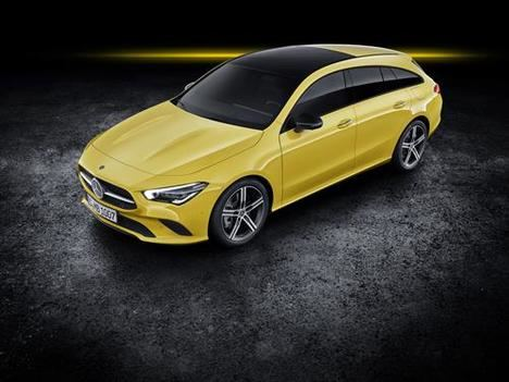 Nuevo Mercedes CLA Shooting Brake