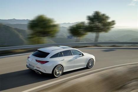El nuevo Mercedes CLA Shooting Brake al detalle