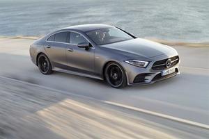 Ya se admiten pedidos del nuevo Mercedes CLS