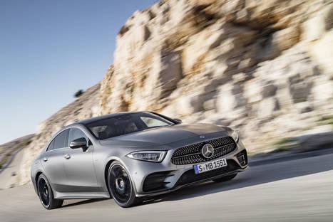 Nuevo Mercedes-Benz CLS