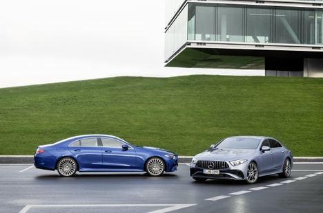 Carácter más deportivo para el Mercedes CLS